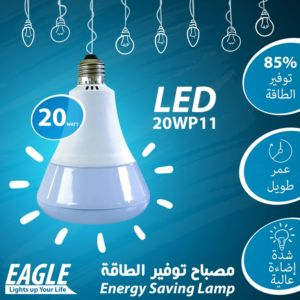 EAGLE LAMP 20W
