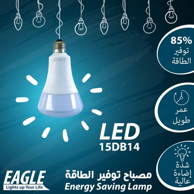 04 EAGLE LAMP 15DB14
